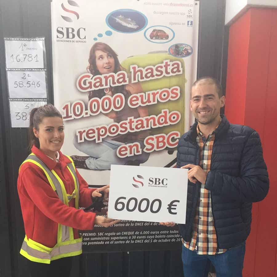 Noticias / Promociones | SBC Gasolineras
